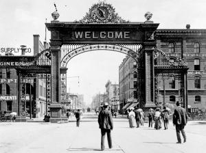 Denver Welcome Arch