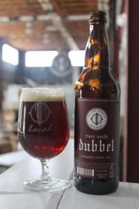 River North Brewery Dubbel